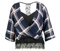 POLLY 2IN1 Bluse navy