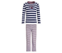 DECLA Pyjama poussiere/multicolor