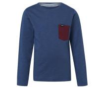 JACK´S BASE - Langarmshirt - carbon blue