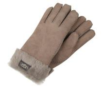 CLASSIC Fingerhandschuh stormy grey