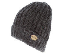 Mütze black melange