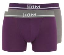 CLASSIQUE 2 PACK Panties violet/gris