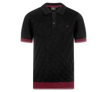 HAXBY Poloshirt black