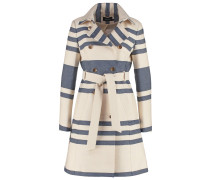 RIVIERA Trenchcoat white/multi
