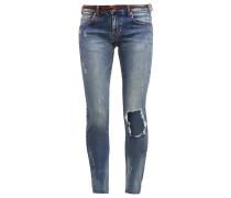 LOONIES Jeans Slim Fit blue blond