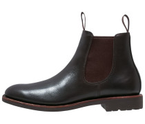 KENTON - Stiefelette - dark brown