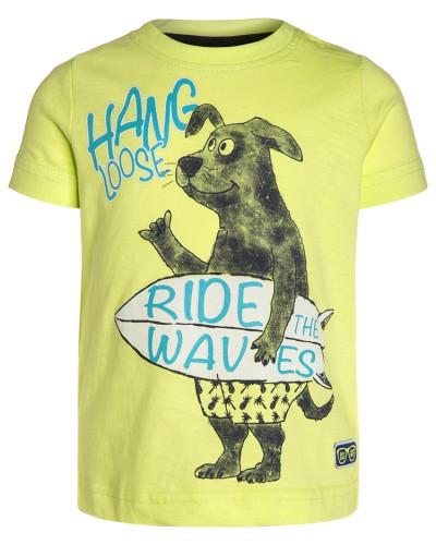 T-Shirt print - zitrone