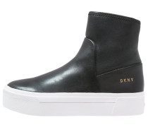 BEVERLY Plateaustiefelette black