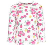 Langarmshirt multicoloured/white