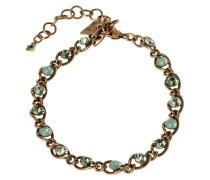 MAGIC FIREBALL - Armband - green antique brass