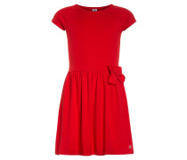 Jerseykleid - red