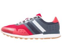 Sneaker low red/blue