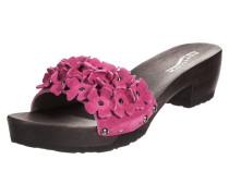 JAVIA Clogs pink