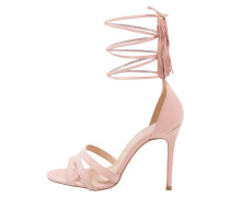 SUNSET High Heel Sandaletten pink