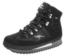 TRAMPDIC Snowboot / Winterstiefel black/dark grey