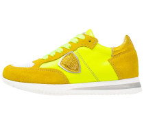 Sneaker low - yellow