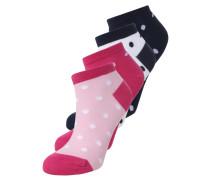 4 PACK - Socken - pink lavender/blue