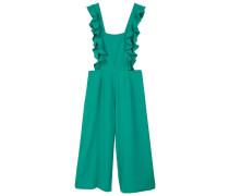 FRILLS - Jumpsuit - green