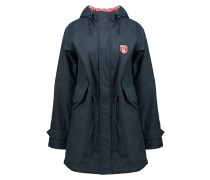 TRAVEL FRIESE Parka navy/red