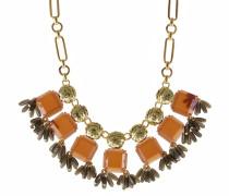 MOOG Halskette dark amber
