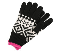 CRAZY Fingerhandschuh black