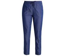 Stoffhose - denim blue