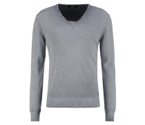 Strickpullover - iron grey