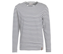 YARNDYED STRIPED - Strickpullover - peacoat