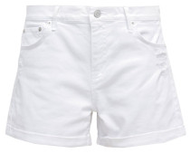 Jeans Shorts white destruction