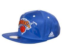 NEW YORK KNICKS Cap blue/orange