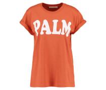 ZIVA - T-Shirt print - apricot tan