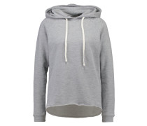 NMPER - Kapuzenpullover - light grey melange
