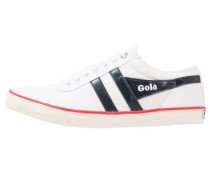 CMA516 - Sneaker low - white/navy/red