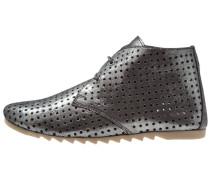 GINNY - Ankle Boot - black metallic