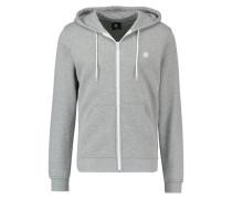 CORNELL - Sweatjacke - grey heather