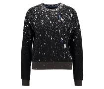 GStar USTRA CROPPED R SW L/S Sweatshirt black