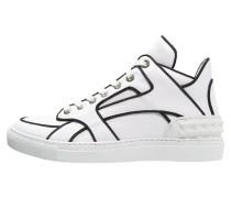Sneaker high bianco