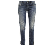 MID RISE SKINNY Jeans Slim Fit rodeo blue