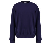 OVERSIZED FIT - Sweatshirt - dark blue