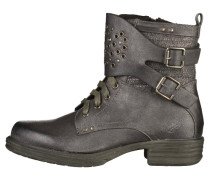Stiefelette dark grey