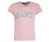 T-Shirt print - california pink