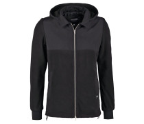 LIF Fleecejacke black