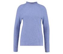 Strickpullover blue heather