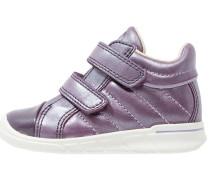 FIRST Lauflernschuh dark purple
