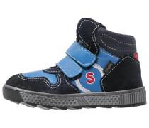 Sneaker high blu/bluette