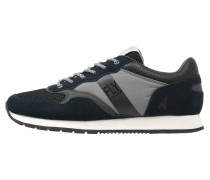 PECU Sneaker low blue/grey/black
