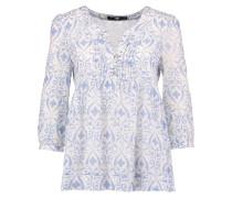 TOLETE - Bluse - light blue/white