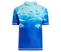 SHARK - Surfshirt - blue
