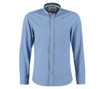 DEAN Hemd light blue