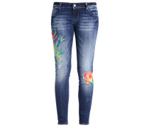 Jeans Skinny Fit contraststone